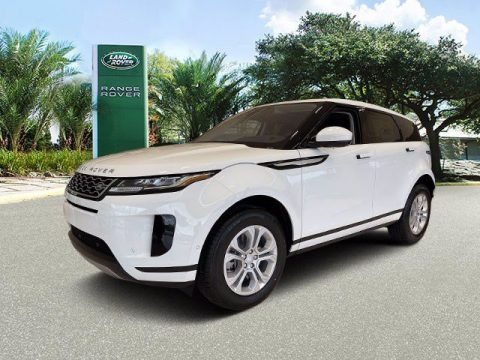 Fuji White 2021 Land Rover Range Rover Evoque S