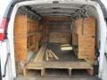 GMC Savana Van 2500 Cargo Summit White photo #9