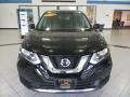 Nissan Rogue S AWD Magnetic Black photo #2