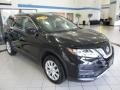 Nissan Rogue S AWD Magnetic Black photo #3