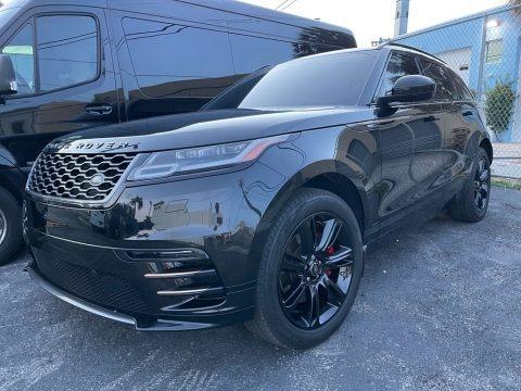 Santorini Black Metallic 2020 Land Rover Range Rover Velar R-Dynamic S