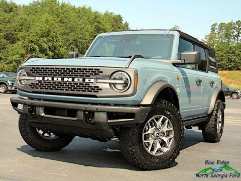 Area 51 2021 Ford Bronco Badlands 4x4 4-Door