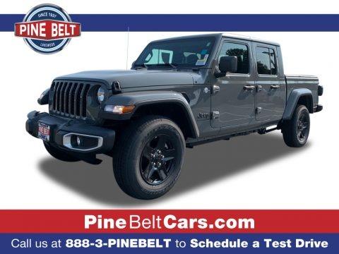 Sting-Gray 2021 Jeep Gladiator Sport 4x4