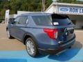 Ford Explorer Limited Infinite Blue Metallic photo #5