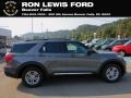 Ford Explorer XLT 4WD Carbonized Gray Metallic photo #1
