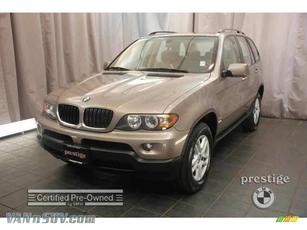 2006 bmw x5 in kalahari beige metallic y44824 vans and suvs for sale in. Black Bedroom Furniture Sets. Home Design Ideas