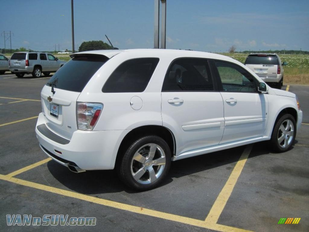 2009 chevrolet equinox sport awd in summit white photo 15 250459 vans and. Black Bedroom Furniture Sets. Home Design Ideas
