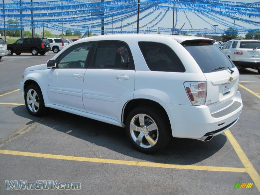 2009 chevrolet equinox sport awd in summit white photo 16 250459 vans and. Black Bedroom Furniture Sets. Home Design Ideas