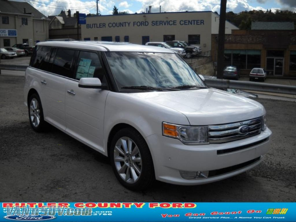 2011 ford flex sel awd ecoboost in white platinum metallic. Black Bedroom Furniture Sets. Home Design Ideas