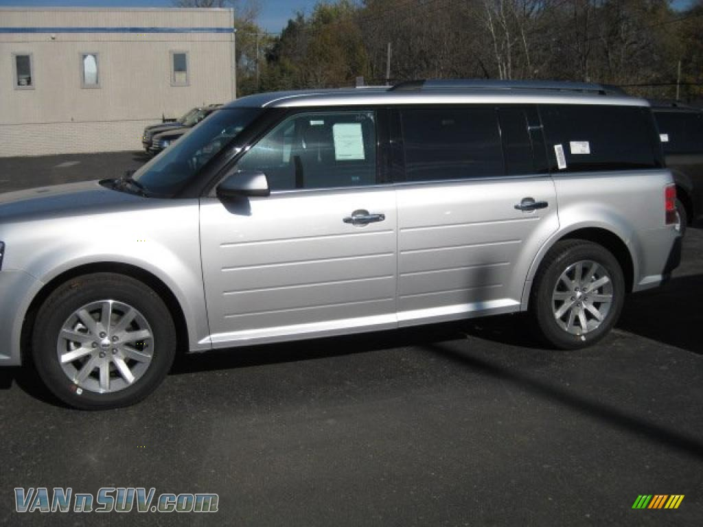 2011 ford flex sel in ingot silver metallic d18135. Black Bedroom Furniture Sets. Home Design Ideas
