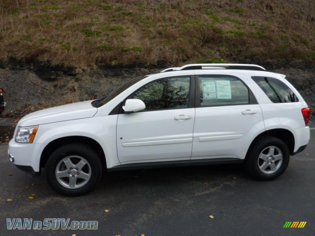 2007 pontiac torrent awd in bright white 018480 for Steve white motors inc