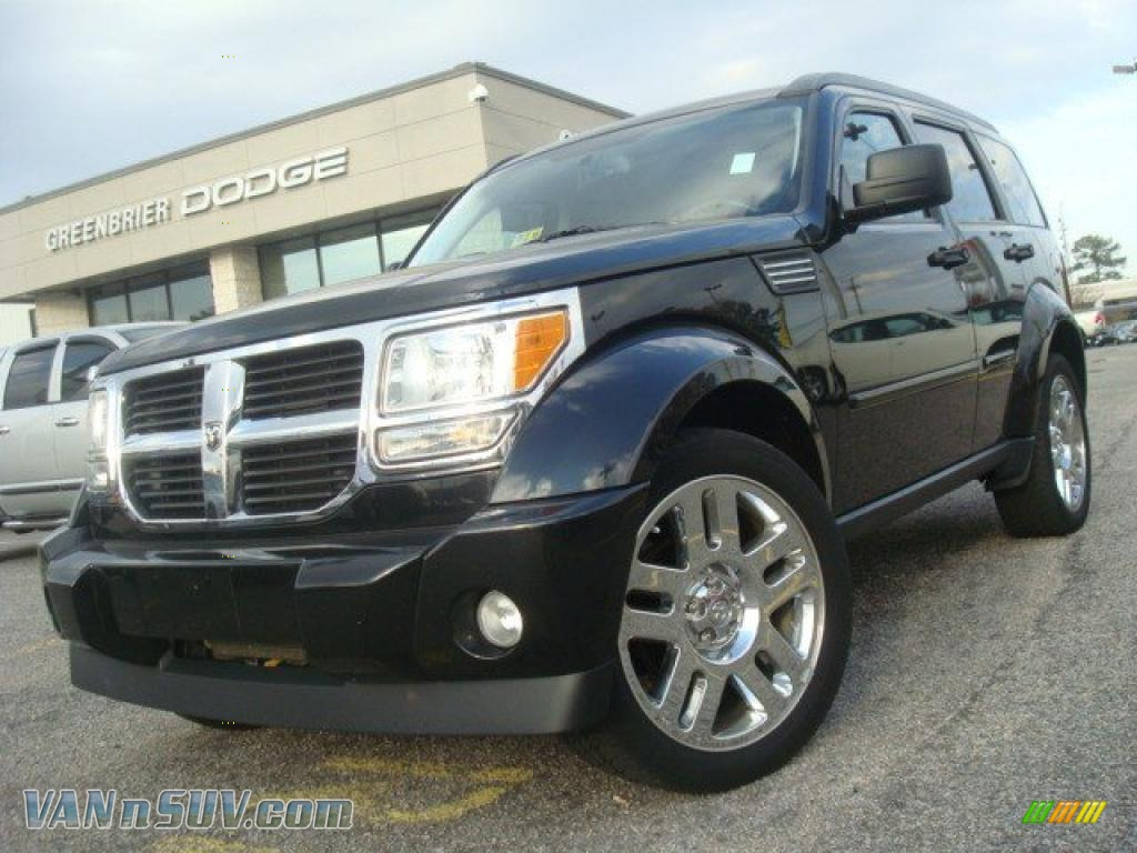 2008 dodge nitro slt 4x4 in brilliant black crystal pearl. Black Bedroom Furniture Sets. Home Design Ideas