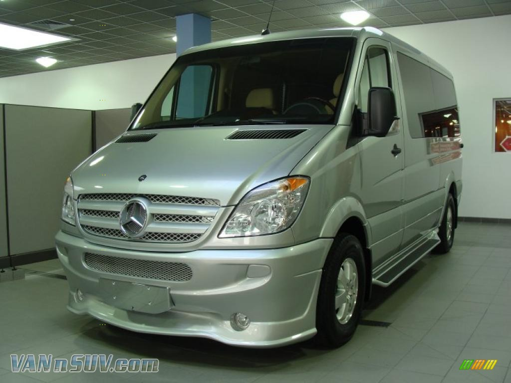 Mercedes benz sprinter conversion for sale autos weblog for Mercedes benz sprinter conversion