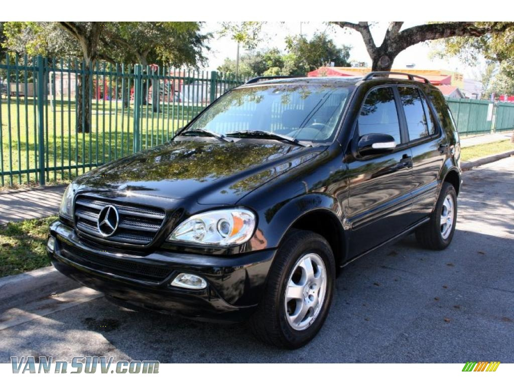 Used 2004 Mercedes-Benz SUV Values - NADAguides