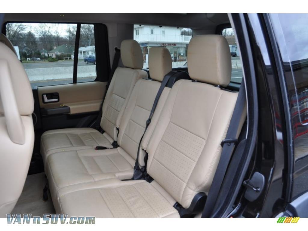 2006 Land Rover Lr3 V8 Hse In Java Black Pearl Photo 7