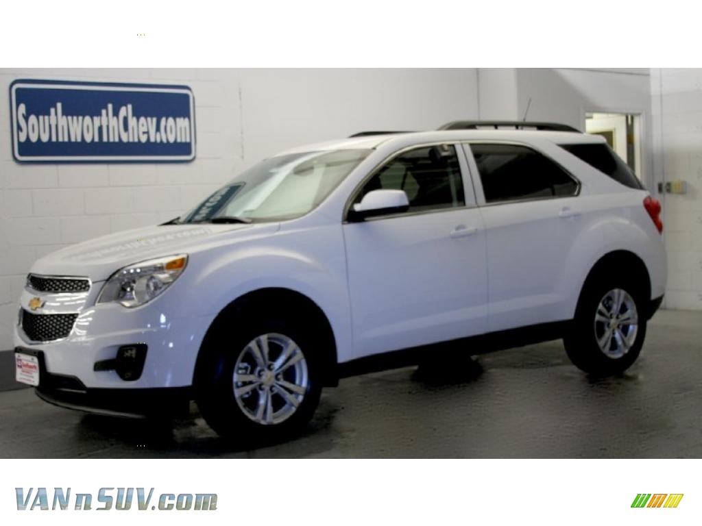 Cars For Sale 2011 Chevrolet Equinox Awd Lt In White Html