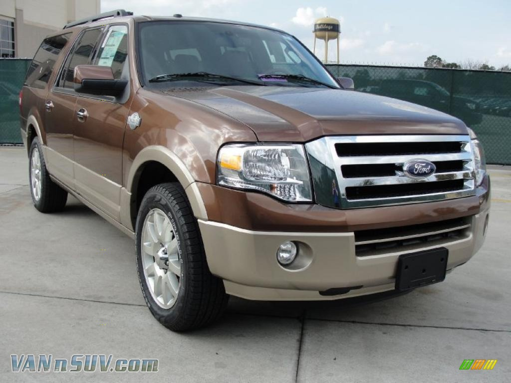 2011 ford expedition el king ranch in golden bronze metallic f18322 vans and. Black Bedroom Furniture Sets. Home Design Ideas