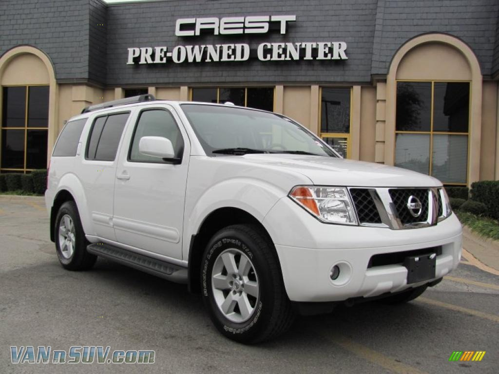 2007 nissan pathfinder se in avalanche white 645761 - 2013 nissan pathfinder interior colors ...
