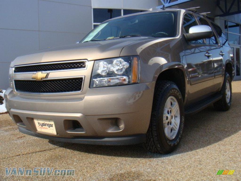 2007 chevrolet tahoe ls in amber bronze metallic 245332 for Tysinger motors used cars