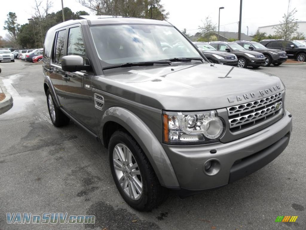2010 land rover lr4 hse lux in stornoway grey metallic 539811 vans and suvs. Black Bedroom Furniture Sets. Home Design Ideas