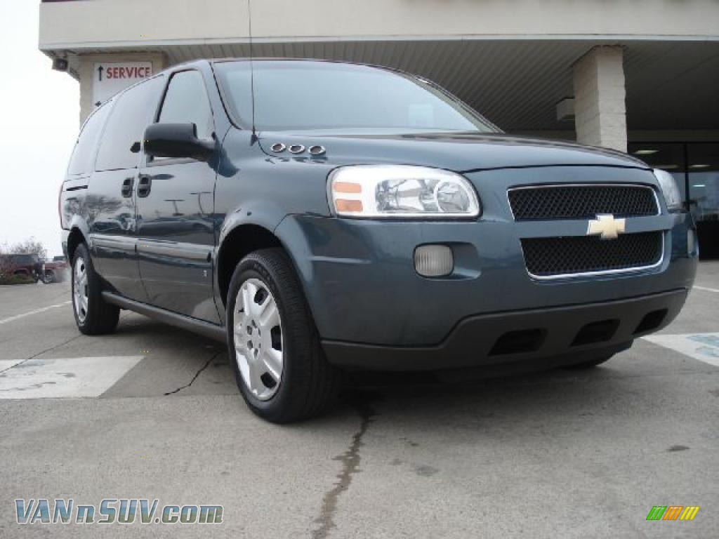2006 chevrolet uplander ls in blue granite metallic. Black Bedroom Furniture Sets. Home Design Ideas