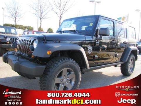 2011 Black Ops Edition Jeep. Black 2011 Jeep Wrangler