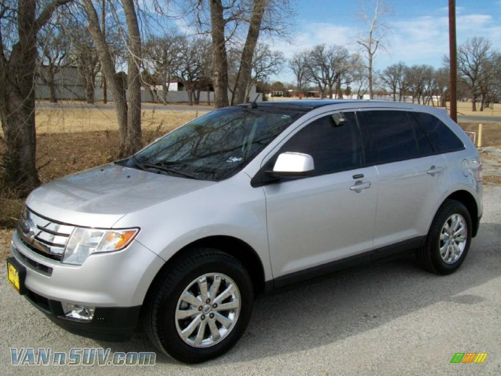 2010 Ford Edge Sel In Ingot Silver Metallic A20116 Vannsuv Com Vans And Suvs For Sale In The Us