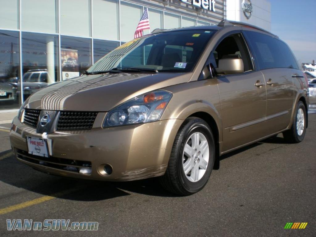 Pine Belt Ford >> 2004 Nissan Quest 3.5 SL in Sahara Gold Metallic photo #4