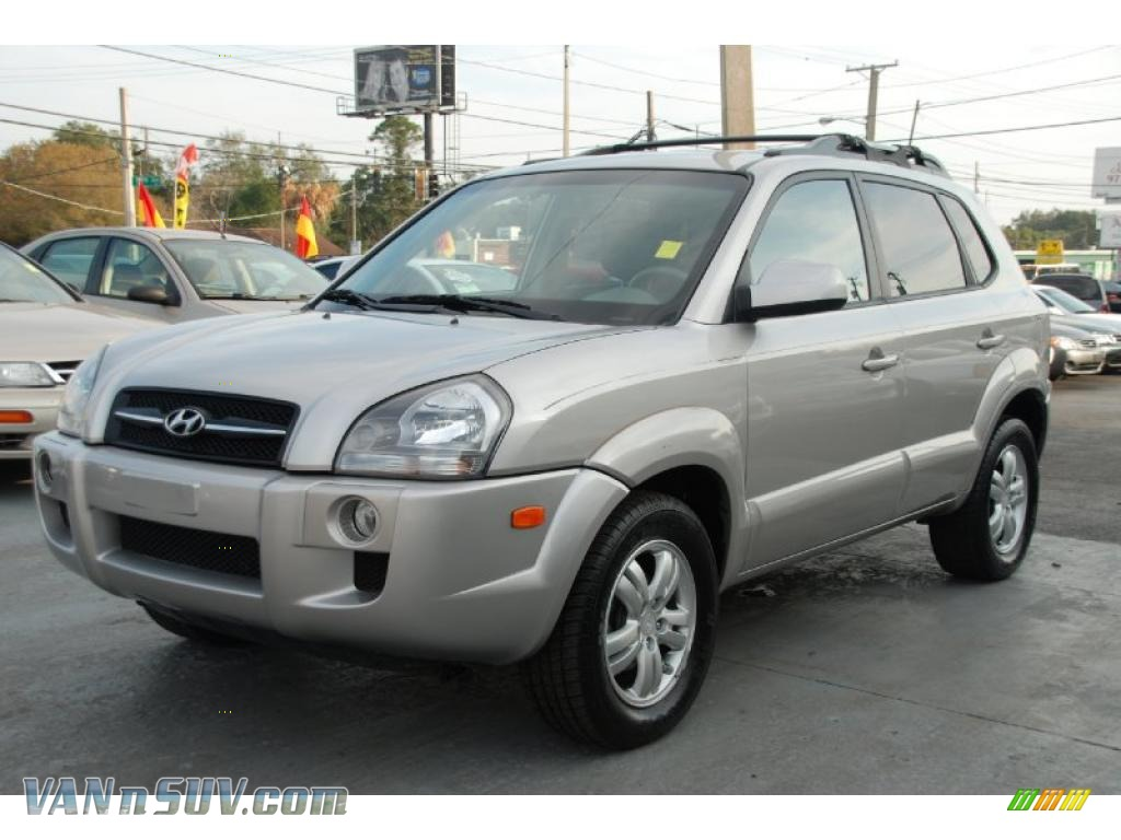 2006 hyundai tucson limited in sahara silver 329849 vans and suvs for sale in. Black Bedroom Furniture Sets. Home Design Ideas