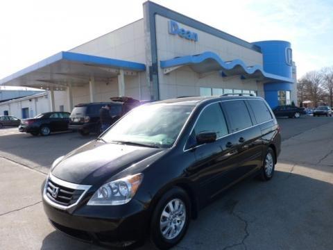 Honda Odyssey 2010 Black. 2010 Honda Odyssey EX-L