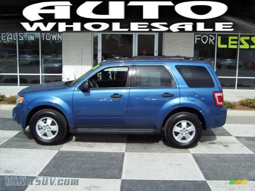 2010 Ford Escape Xlt In Sport Blue Metallic D04292