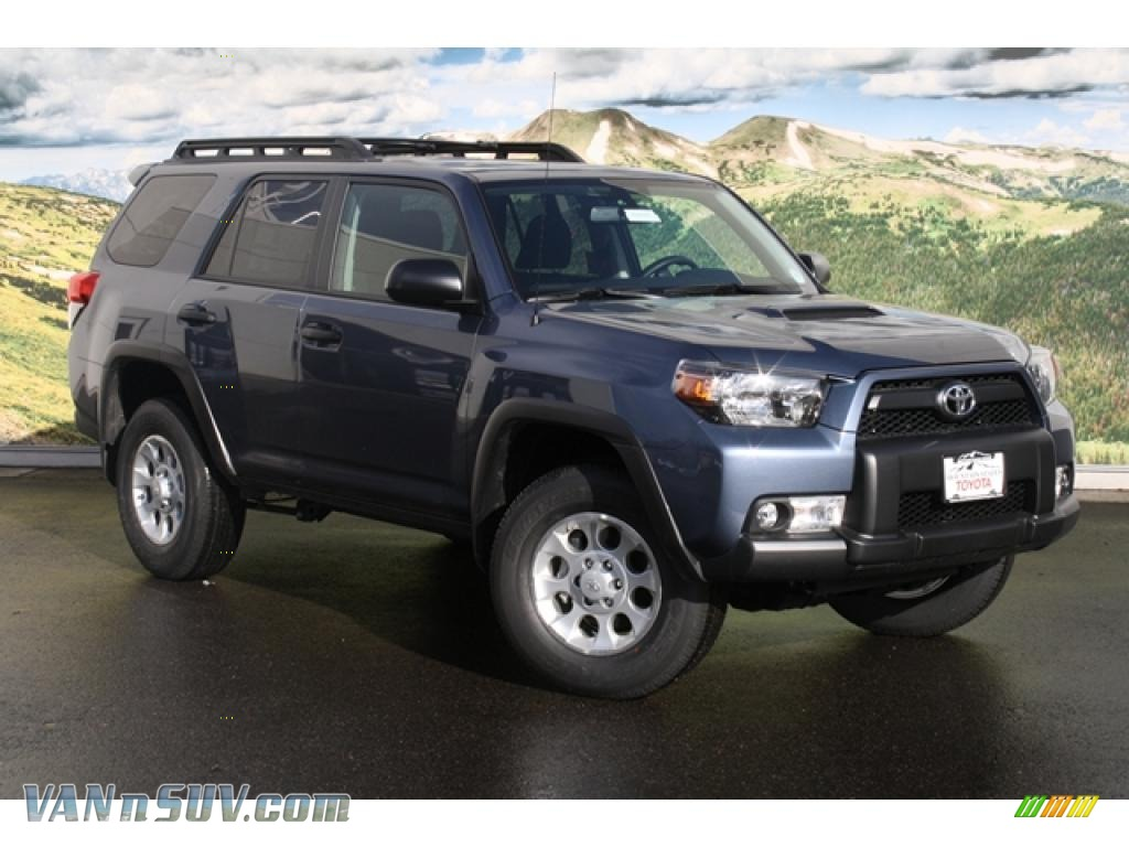 2011 toyota 4runner trail 4x4 in magnetic gray metallic. Black Bedroom Furniture Sets. Home Design Ideas