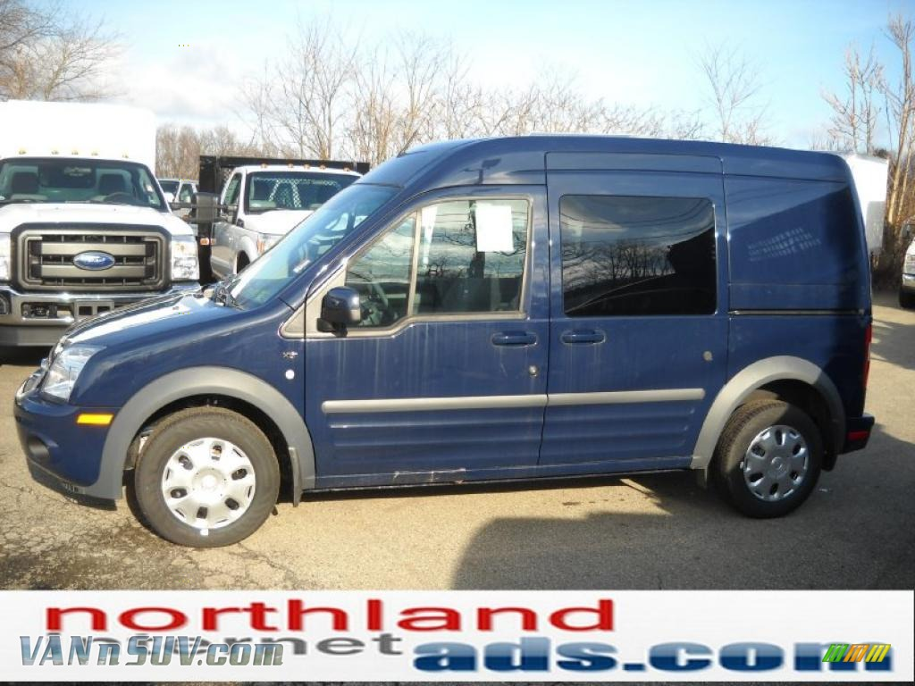 bbed6bd6ee 2011 Ford Transit Connect XLT Passenger Wagon in Dark Blue - 050226 ...