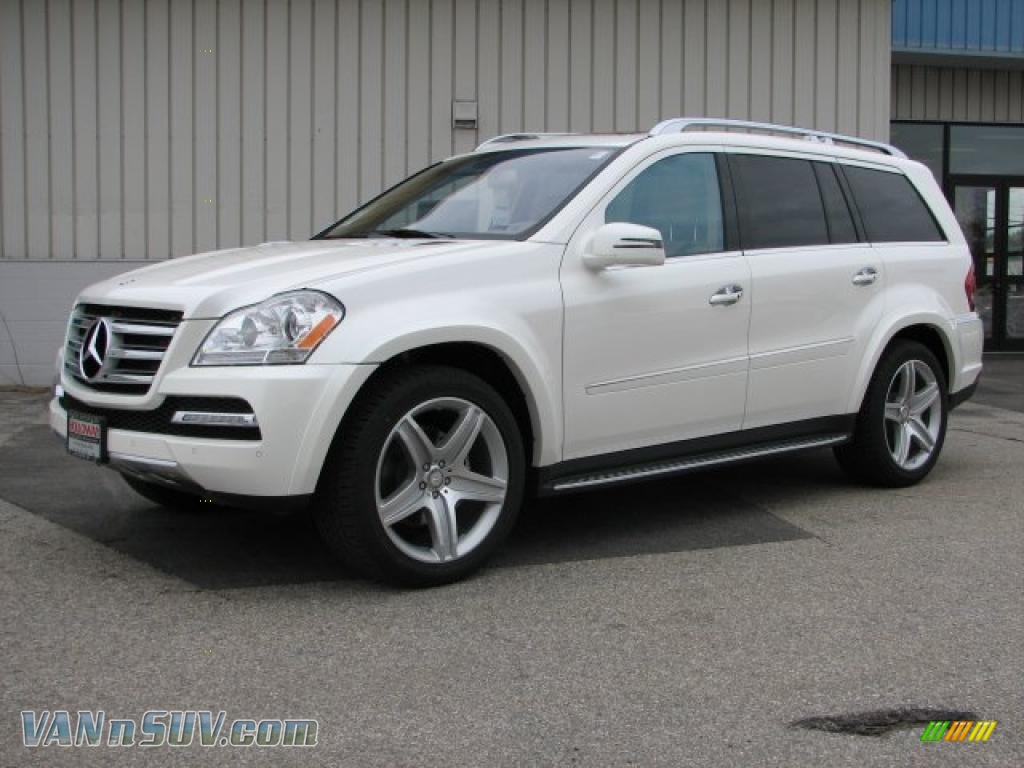 2011 mercedes benz gl 550 4matic in diamond white metallic for 2011 mercedes benz gl450 suv for sale