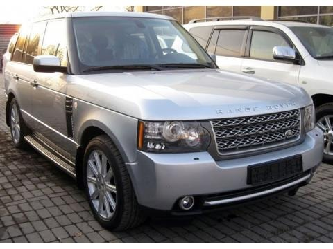 2006 Land Rover Supercharged Range Rover. 2006 Land Rover Range Rover