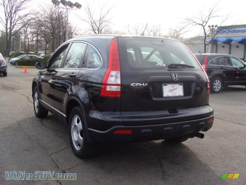 2008 honda cr v lx 4wd in nighthawk black pearl photo 9 055801 vans and suvs. Black Bedroom Furniture Sets. Home Design Ideas