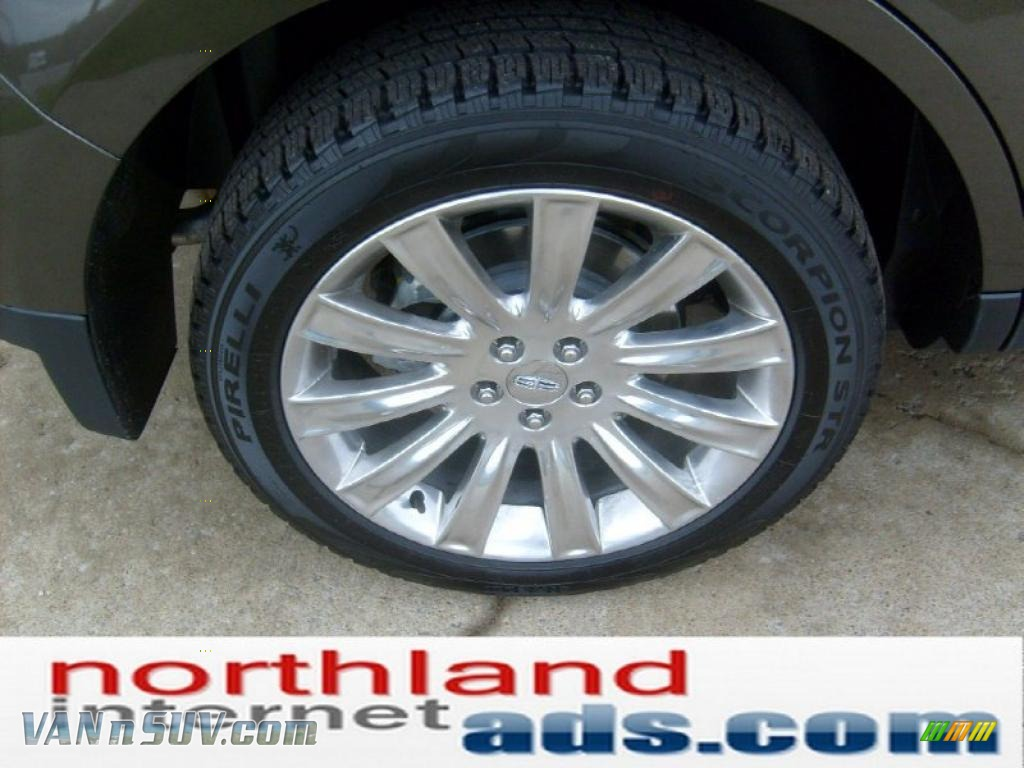2011 Lincoln MKX Limited Edition AWD in Earth Metallic photo #8 - J18807 | VANnSUV.com - Vans ...