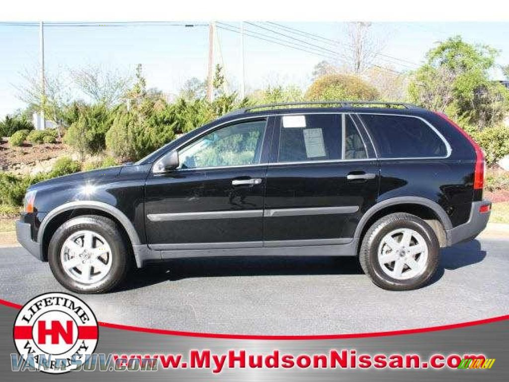 2006 volvo xc90 2 5t awd in black 291560. Black Bedroom Furniture Sets. Home Design Ideas