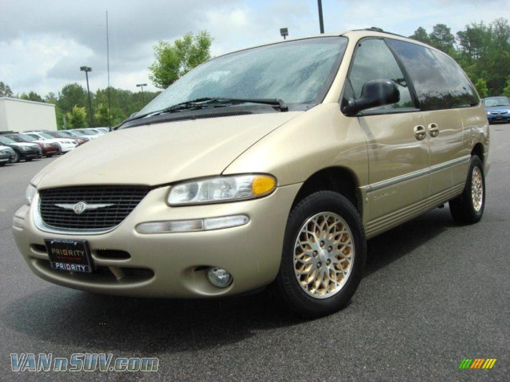 1998 chrysler town country lxi in champagne pearl 624888 vans and suvs for. Black Bedroom Furniture Sets. Home Design Ideas