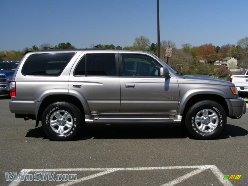 2002 toyota 4runner sport edition 4x4 in thunder cloud metallic photo 4 380712. Black Bedroom Furniture Sets. Home Design Ideas