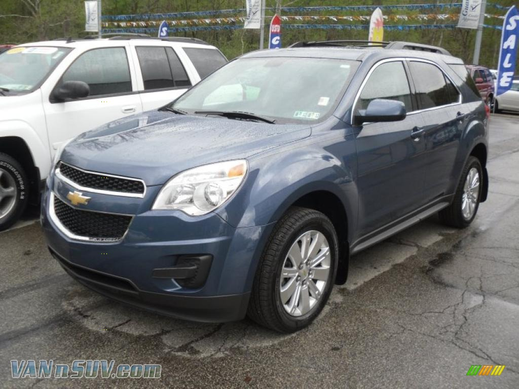 2013 Chevy Equinox Blue - Viewing Gallery