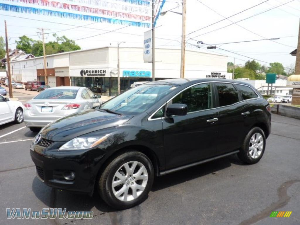 2008 mazda cx 7 grand touring awd in brilliant black 211294 vans and suvs for. Black Bedroom Furniture Sets. Home Design Ideas