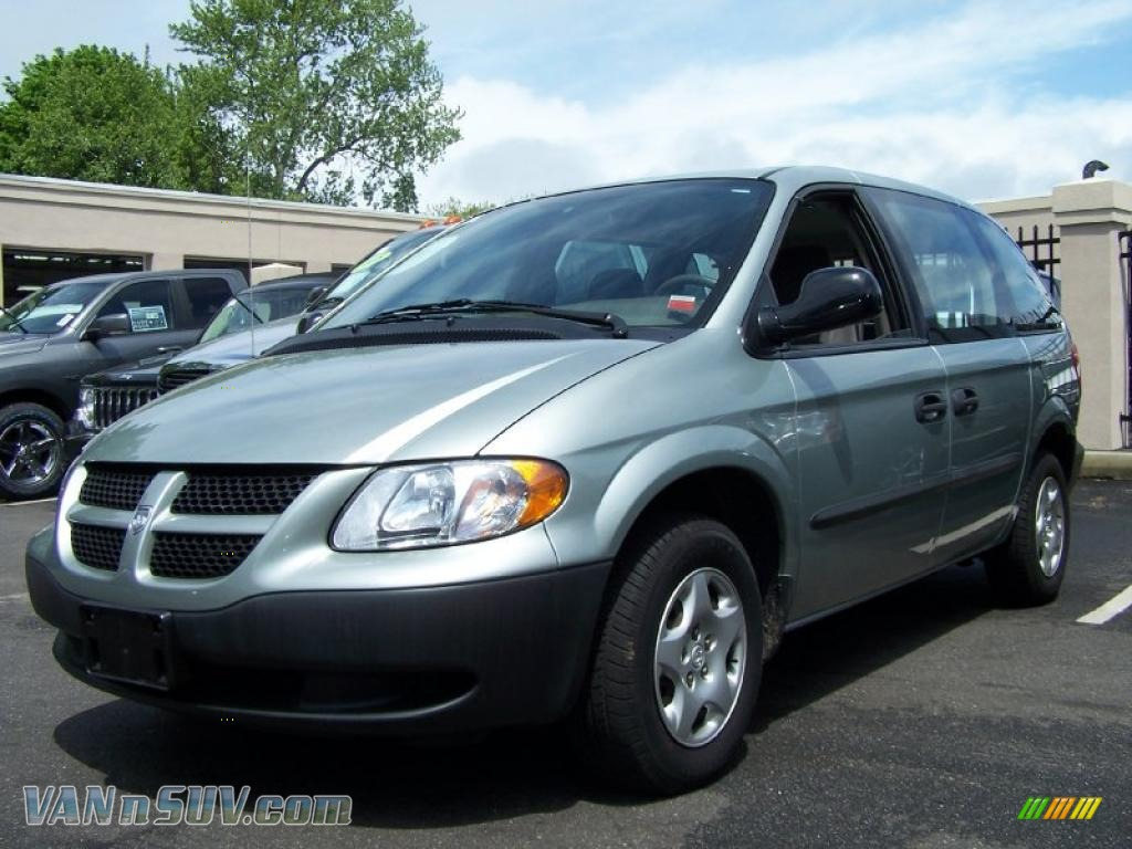 2003 dodge caravan se in bright silver metallic 123144. Black Bedroom Furniture Sets. Home Design Ideas