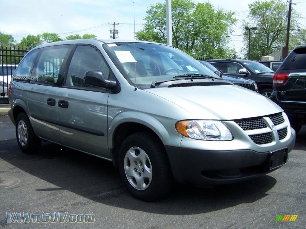 2003 dodge caravan se in bright silver metallic photo 4. Black Bedroom Furniture Sets. Home Design Ideas