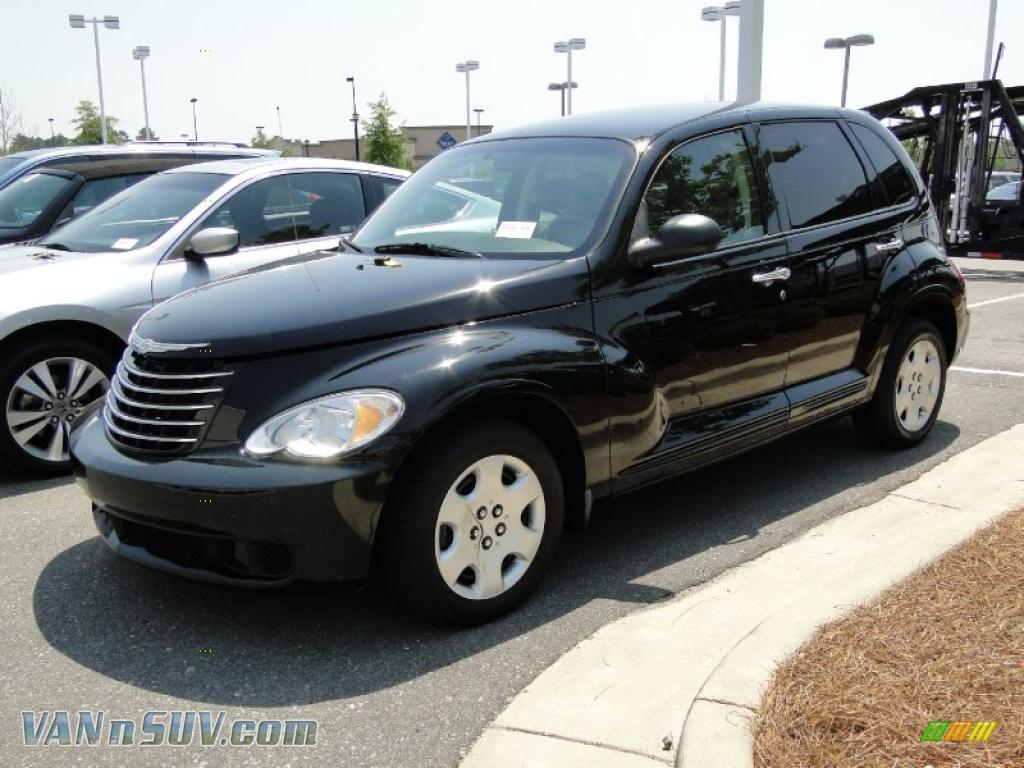 Lewis Auto Sales >> 2007 Chrysler PT Cruiser Touring in Black - 522321 ...