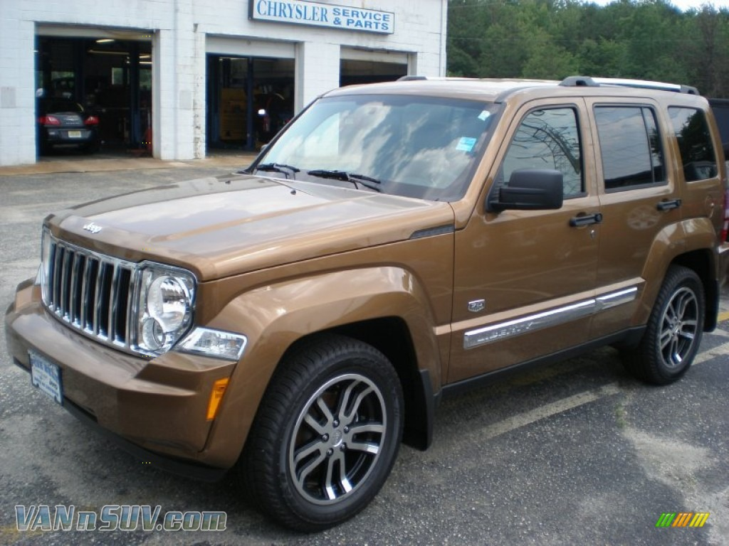 2011 jeep liberty sport 70th anniversary 4x4 in bronze star pearl 561241 vans. Black Bedroom Furniture Sets. Home Design Ideas