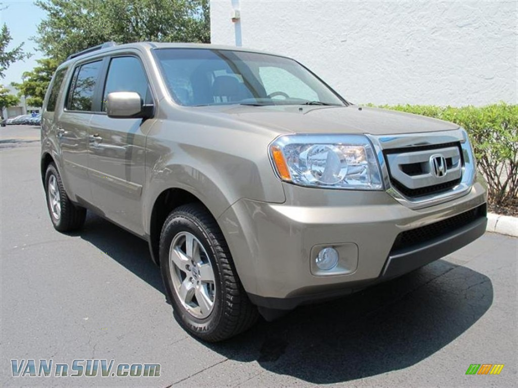 2011 Honda Pilot Ex L In Mocha Metallic 050626 Vannsuv Com Vans And Suvs For Sale In The Us