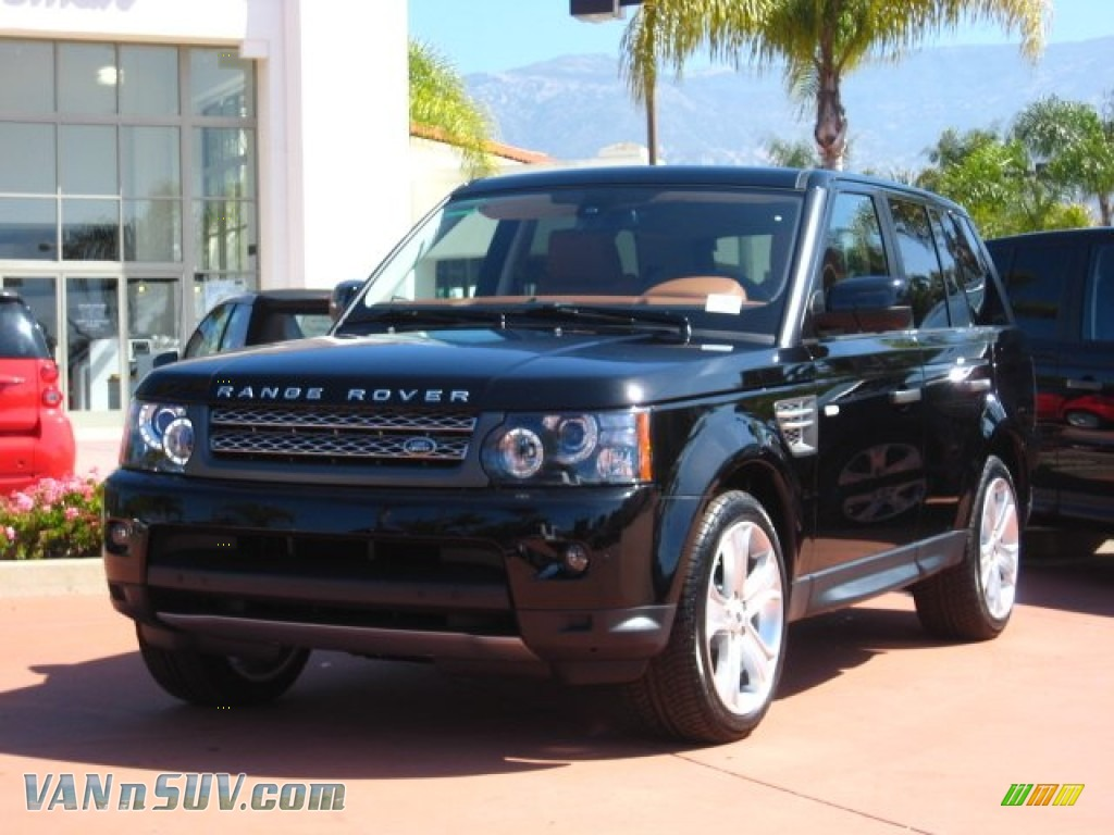 2011 Land Rover Range Rover Sport Supercharged In Santorini Black Metallic 703122 Vannsuv Com Vans And Suvs For Sale In The Us