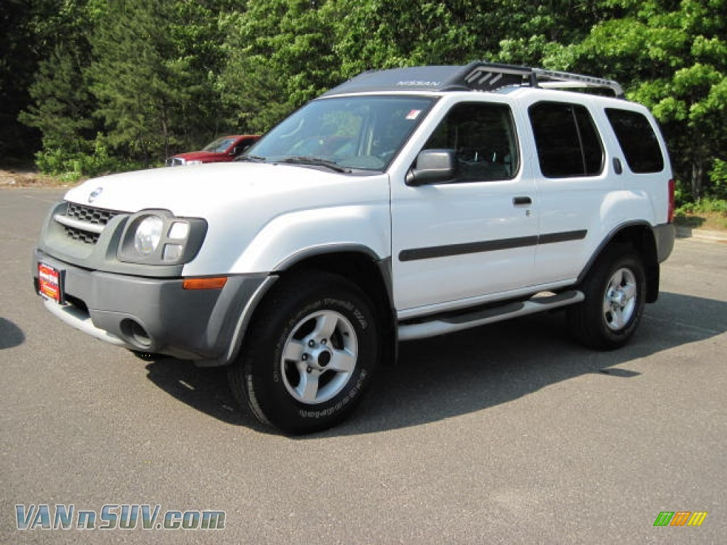 2004 Nissan Xterra Xe 4x4 In Avalanche White 672458
