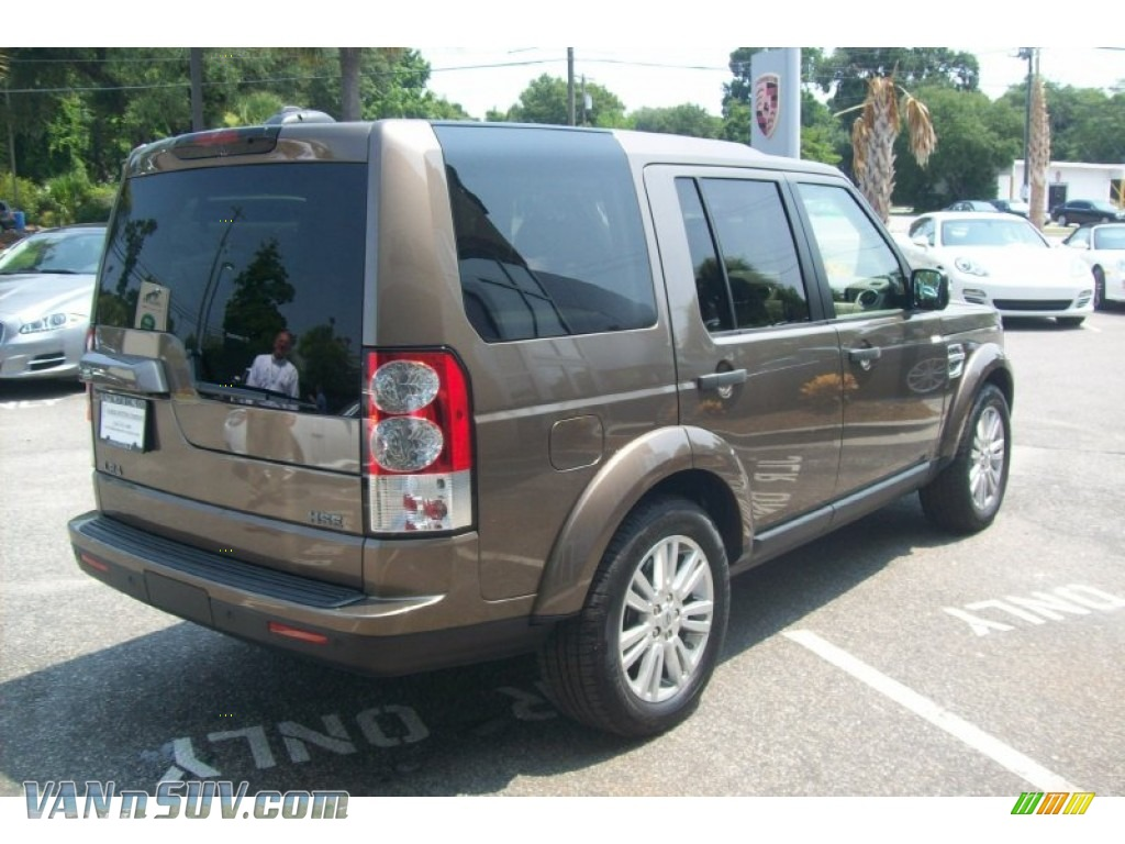 2011 land rover lr4 hse in nara bronze metallic photo 5 for Baker motor company land rover